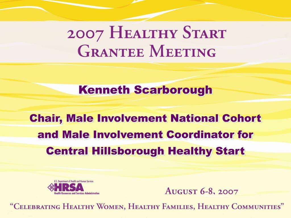 Kenneth Scarborough