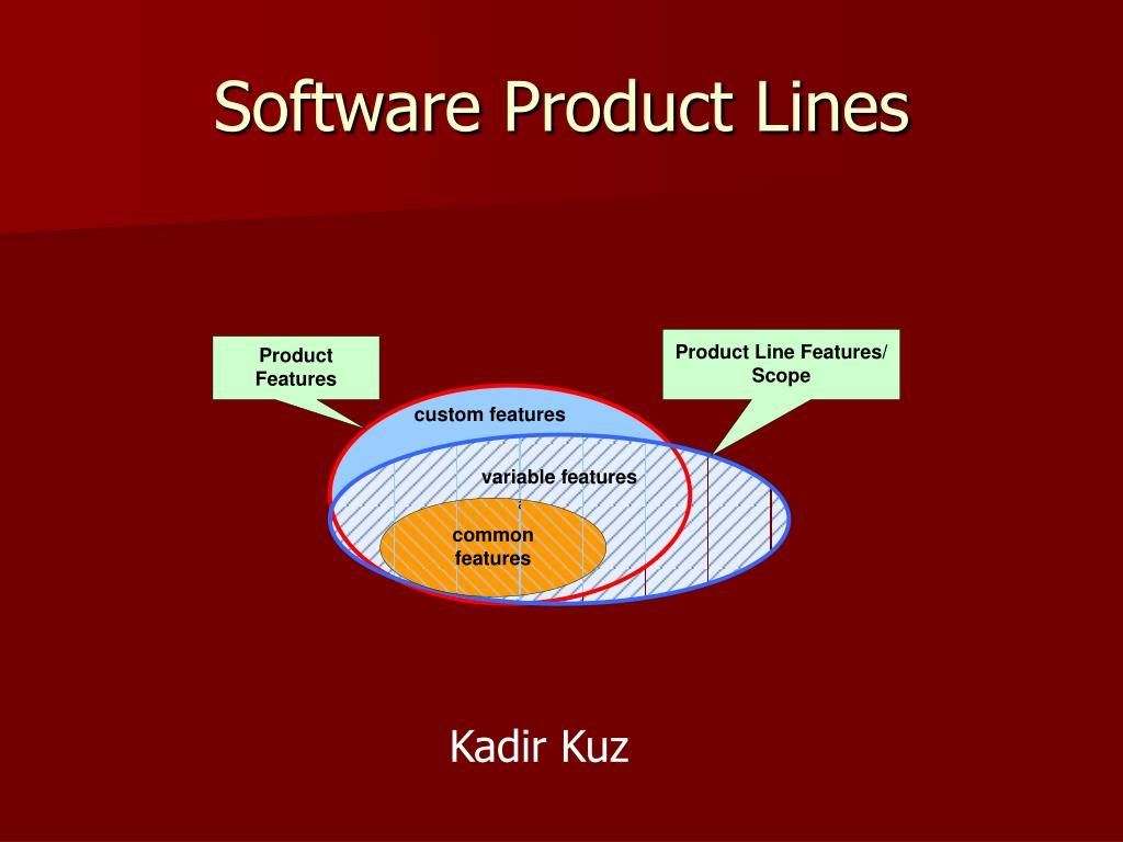 software product lines l.