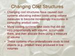 changing cost structures42