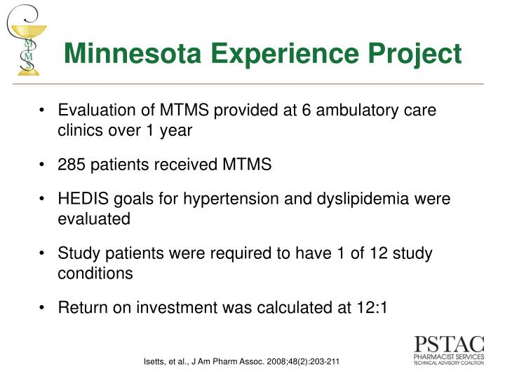 Minnesota Experience Project