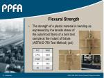 flexural strength