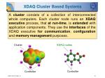 xdaq cluster based systems