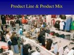 product line product mix12