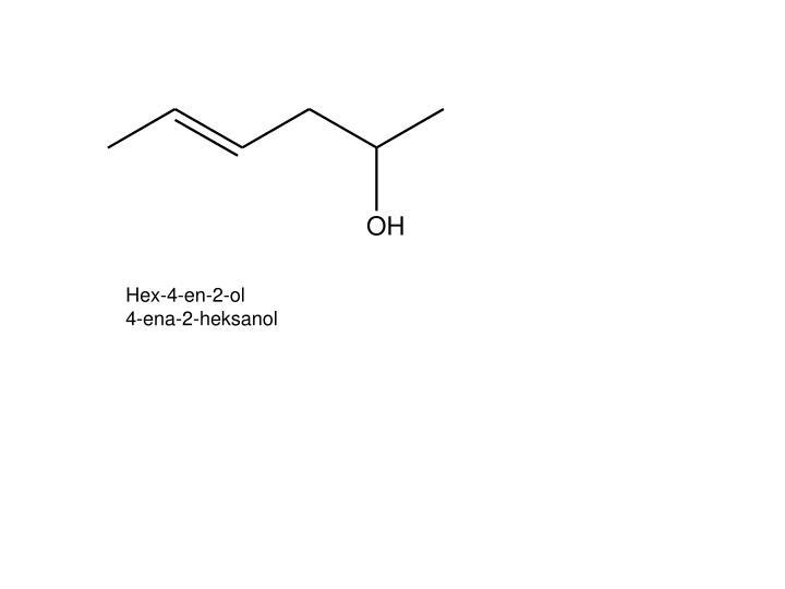 Hex-4-en-2-ol