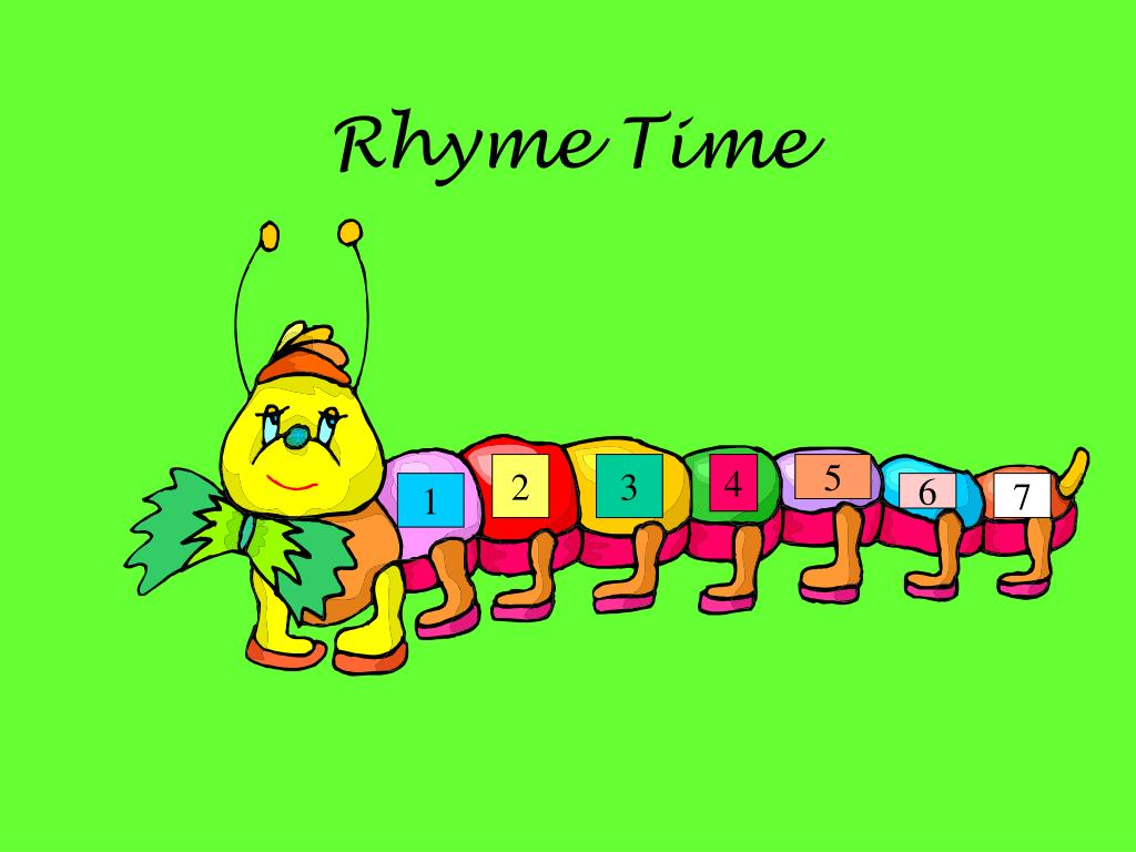 rhyme time l.