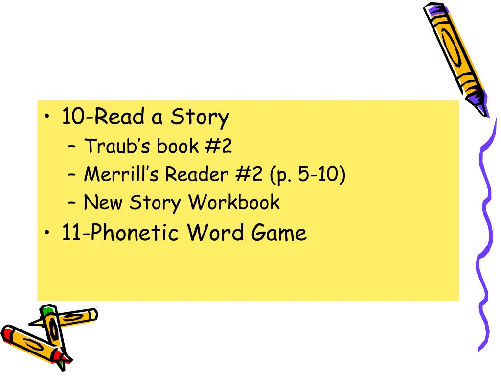 10-Read a Story