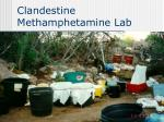 clandestine methamphetamine lab6