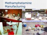 methamphetamine manufacturing69