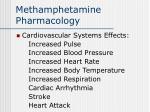 methamphetamine pharmacology41