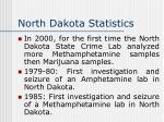 north dakota statistics