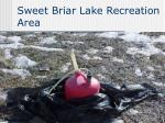 sweet briar lake recreation area15