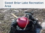 sweet briar lake recreation area16