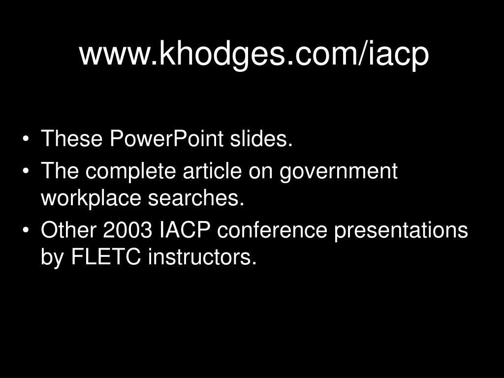 www.khodges.com/iacp