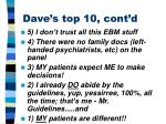 dave s top 10 cont d