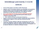 schmidberger proti avstriji c 112 00