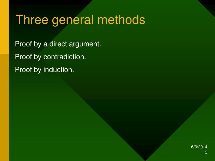 methods of proof english essay Methods and approaches of english language teaching english language essay print reference  methods and approaches of english language teaching  it was based on the assumption that the learners of foreign and second language should directly think in english this method is against the translation of written and oral text and focuses on.