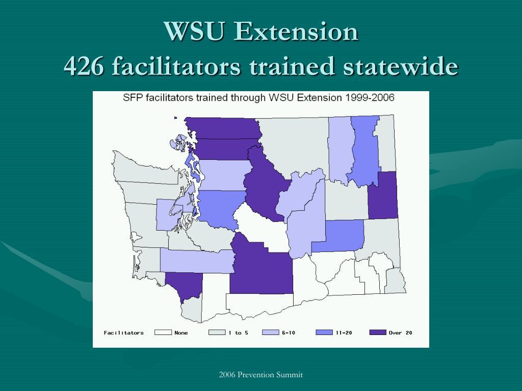 WSU Extension
