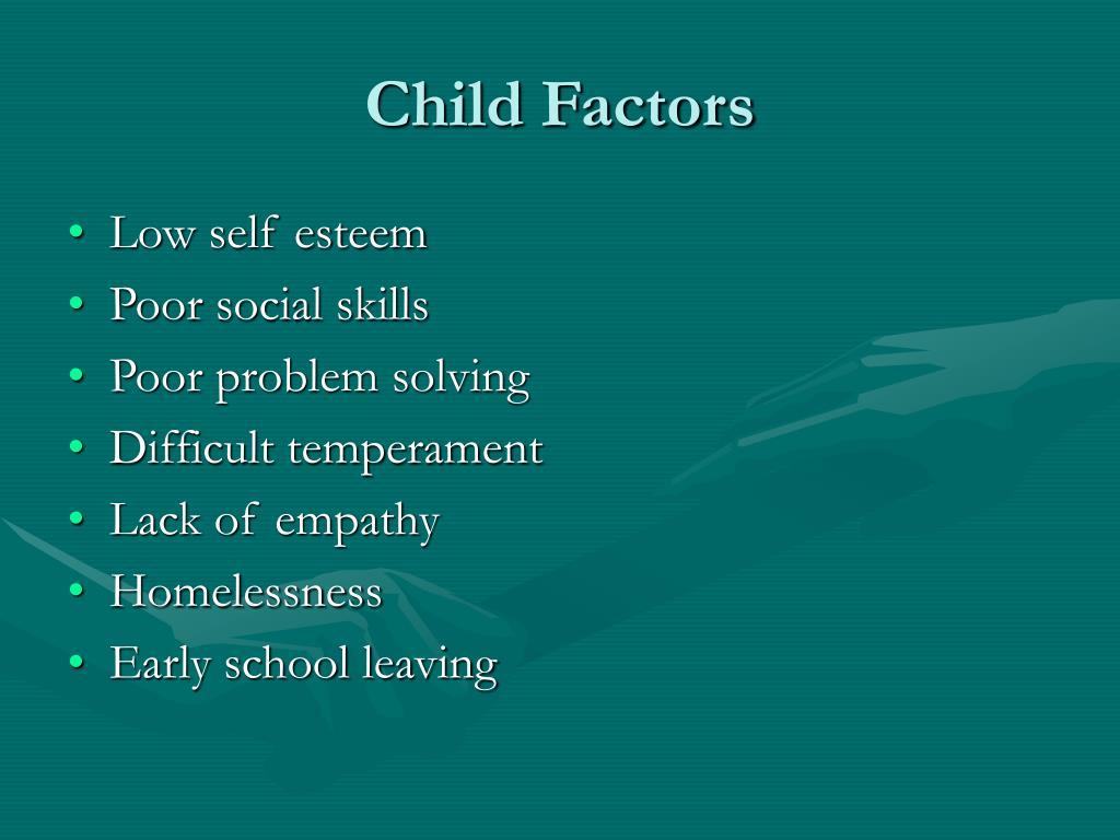 Child Factors