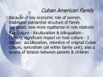 cuban american family