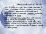 mexican american family44