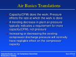 air basics translations