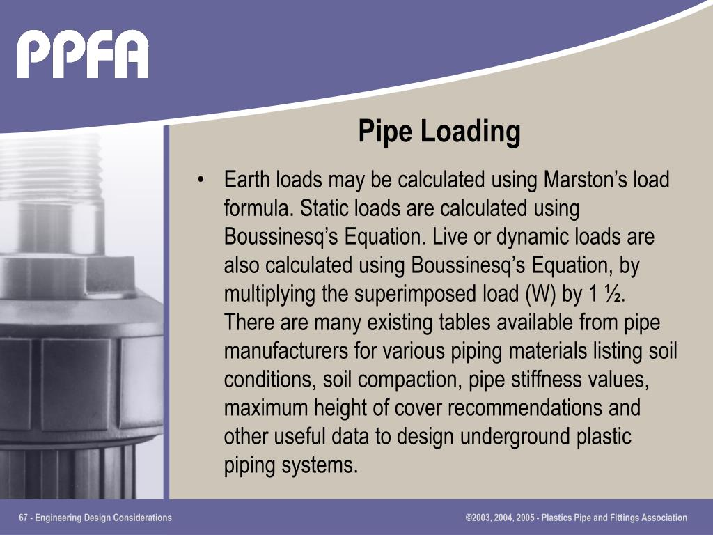 Pipe Loading