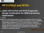 hfo1234yf and r74411