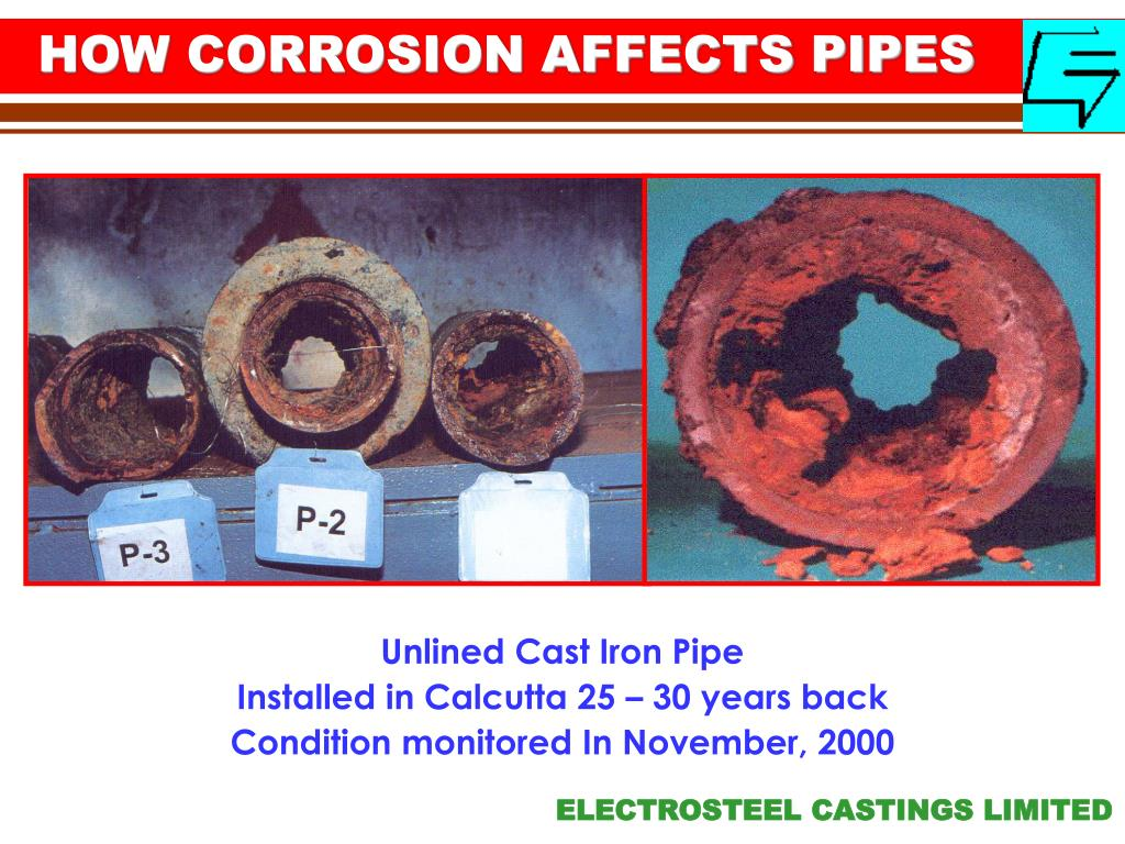 HOW CORROSION AFFECTS PIPES