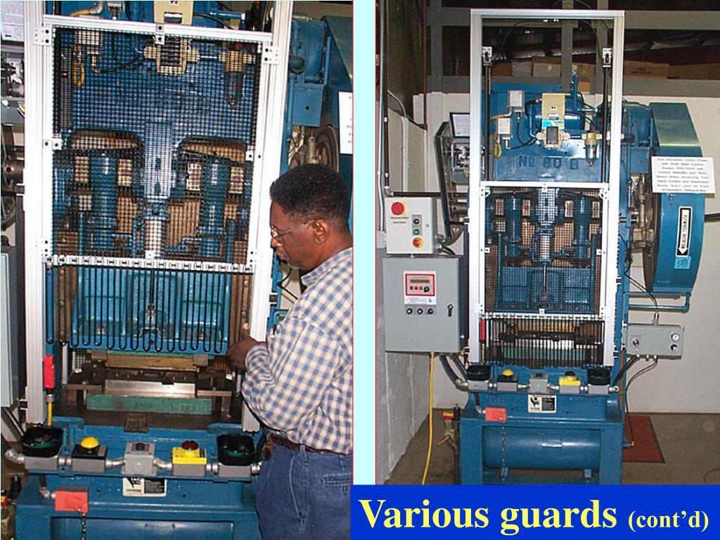Various guards