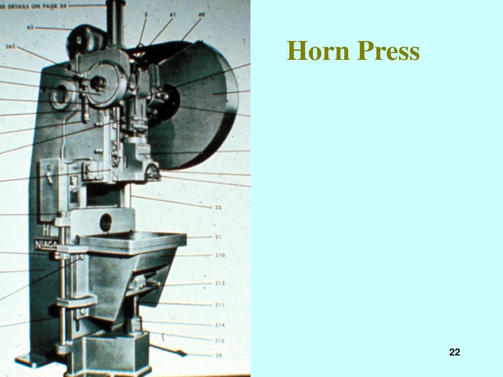 Horn Press