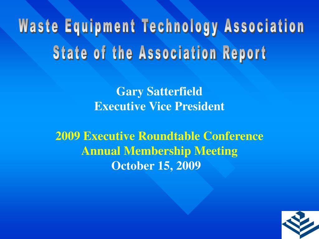 Gary Satterfield
