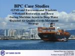 bpc case studies