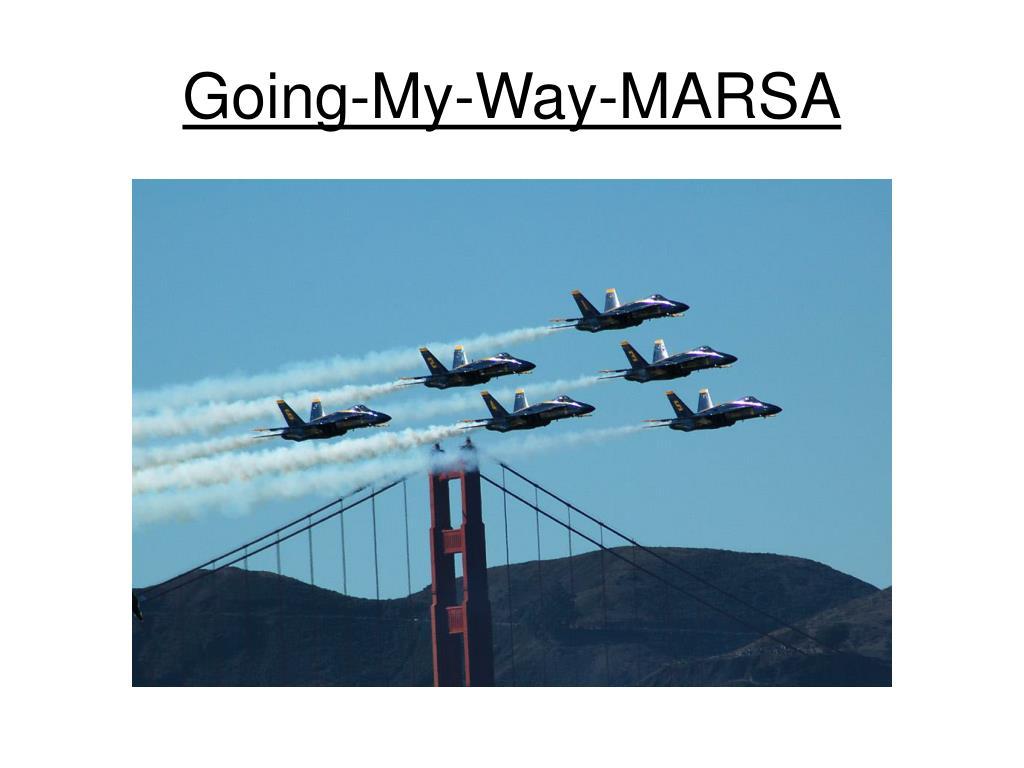 Going-My-Way-MARSA