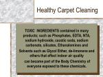 healthy carpet cleaning14