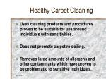 healthy carpet cleaning26