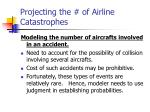 projecting the of airline catastrophes9