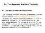 5 1 two discrete random variables6