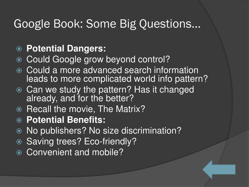 Google Book: