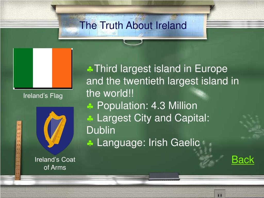 The Truth About Ireland