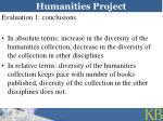 humanities project14