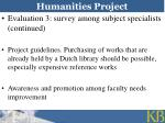 humanities project17