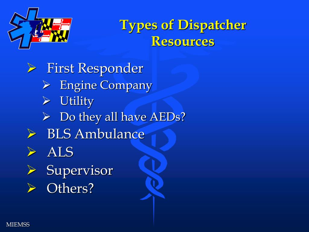 Types of Dispatcher