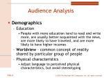 audience analysis3