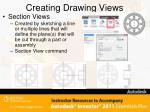 creating drawing views6