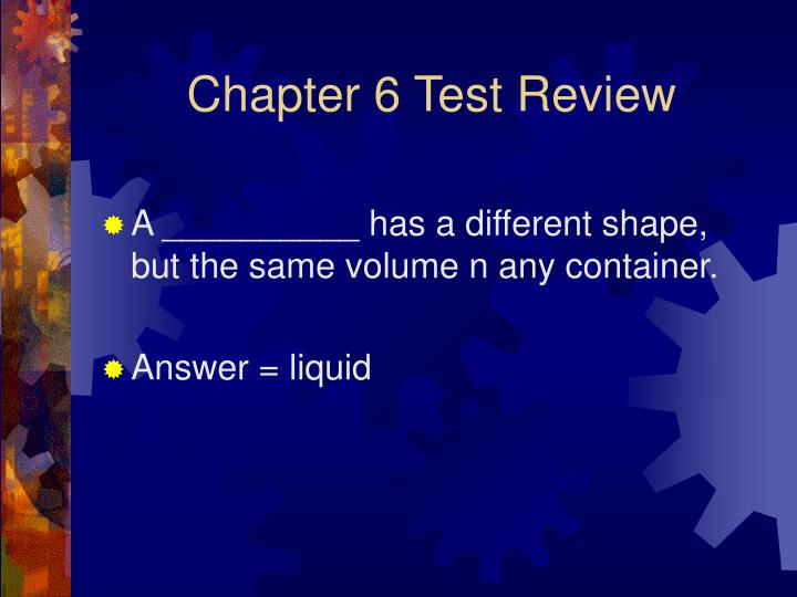 Chapter 6 test review1