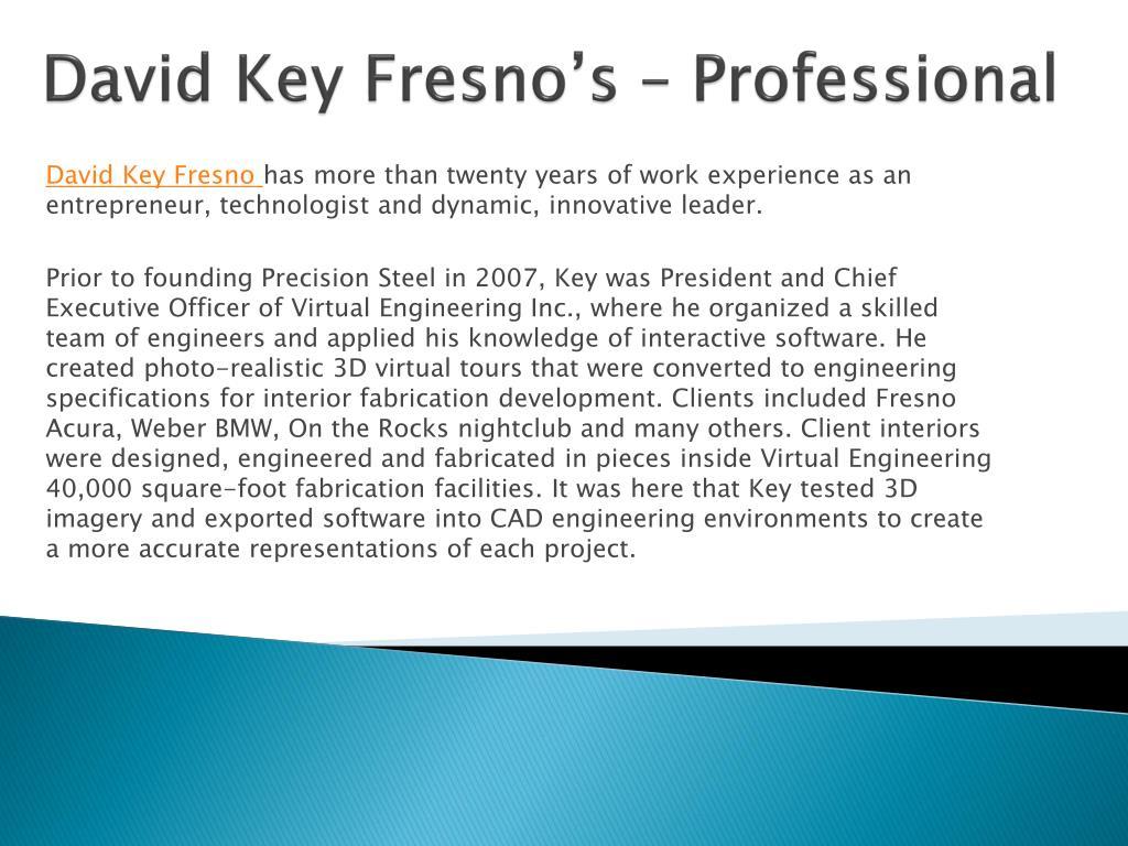David Key Fresno