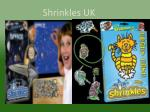shrinkles uk