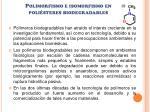 polimorfismo e isomorfismo en poli steres biodegradables