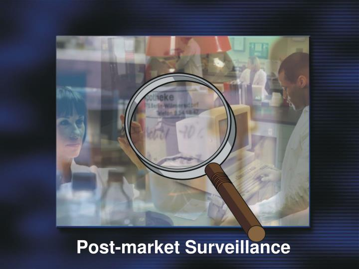 Post-market Surveillance