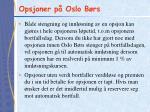 opsjoner p oslo b rs3